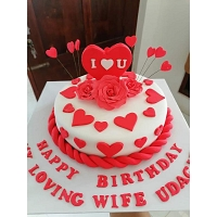 Lover Dream Cake
